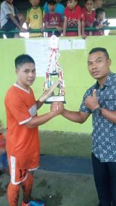 Garnet FC Champion Kinaskas Cup III