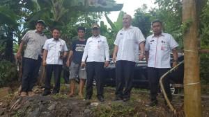 Silangen Tinjau Proses Inventarisasi Lahan Ring Road III