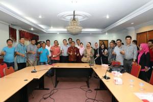 """Tim Komisi I DPRD Gorontalo """"Belajar"""" Penyebaran Informasi Kegiatan Pemerintahan di Pemprov Sulut"""