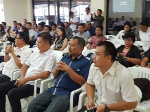 Senator SBAN Liow Jadi Narasumber Seminar dan Workshop Kurikulum Fatek Unima