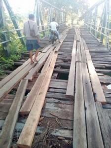 Soal Pembangunan Jembatan Rap-rap, Boy Tumiwa Optimis Prioritas Pemprov Sulut di APBD 2018