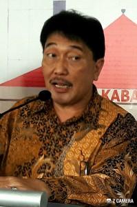 Aldiansyah Nasution, Koordinator Supervisi dan Pencegahan KPK-RI