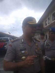 Kapolres Minahasa ,AKBP Christ Pusung, Operasi Zebra 2017
