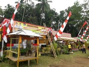 Kumelembuai Expo Meriahkan HUT ke-14 Kecamatan Kumelembuai