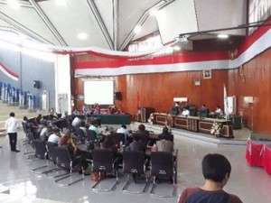 PAW Supit Dinilai Langgar Aturan, DPRD Kota Bitung Gelar Rapat Kerja