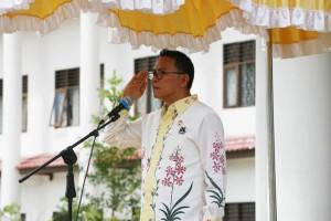 Wali Kota Tomohon Irup di Peringatan Hari Kesaktian Pancasila