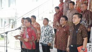 Hari Batik Nasional, Pemkab Mitra