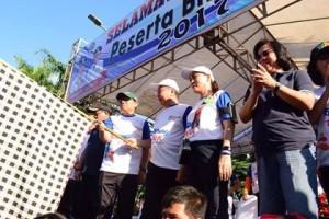 Bitung Run 10 K, FPSL 2017, Festival Pesona Selat Lembeh