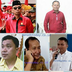 Lima Kandidat Kuat Calon Wakil Bupati Pendamping Sumendap di Pilkada Mitra