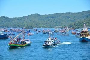 FPSL Bitung 2017, Festival Pesona Selat Lembeh , DR Reydonnyzar Moendek