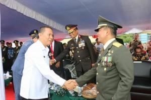 Jaga Stabilitas Keamanan, Pemkot Tomohon Terus Bersinergi dengan TNI
