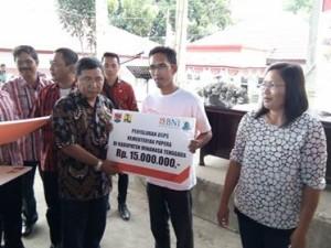 Dana BSPS, Bantuan Stimulan Perumahan Swadaya