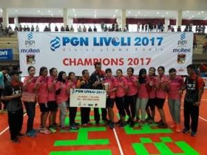PGN Livoli Divisi Satu 2017, JWS Minahasa