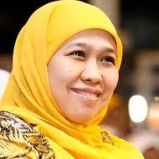 Menteri Sosial Dra Khofifah Indar Parawansa