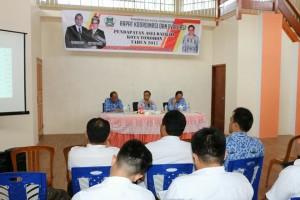 Rapat Koordinasi dan Evaluasi PAD tahun 2017