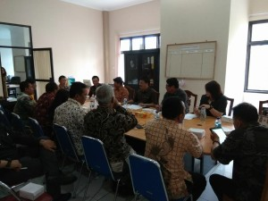 DPRD Kota Surakarta Belajar Kebersihan, Pertamanan dan Tata Ruang di DPRD Tomohon