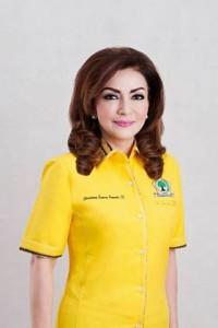 Pimpin PG Sulut, Tetty Paruntu Targetkan Kemenangan di Pilkada dan Pileg