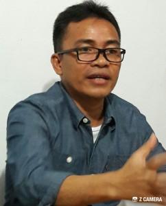 Ketua P/KB GMIM Pnt Ir Stefanus BAN Liow
