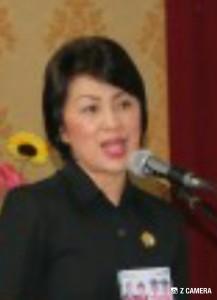 Ketua KONI Tomohon Ir Miky JL Wenur