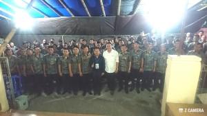 Wali Kota foto bersama P/KB  GMIM Alfa Omega Rinegetan Tondano
