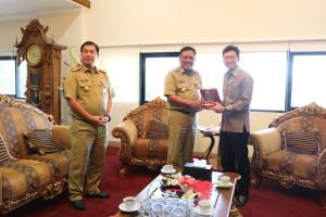 Gubernur dan Wagub Sulut Terima Kunjungan Dubes Thailand