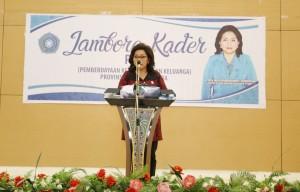 TP-PKK Sulut Gelar Jambore Kader