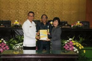 Wali Kota Tomohon Ajak Masyarakat Awasi Penggunaan APBD 2018