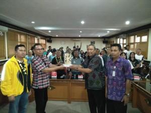 Kunker di Kota Denpasar Bali