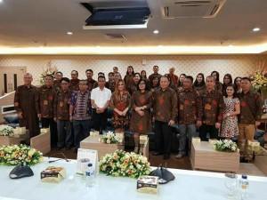 Pemkot Tomohon-BKSAUA Kunker ke Batam