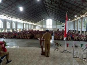 Bupati Minahasa ,  Informasi Penyelenggaraan Pemerintah, Drs Jantje W Sajow M.Si