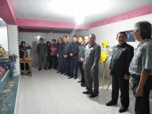 FOTO: Bupati Drs. Jantje .W. Sajow Ziarah ke Makam Bupati Minahasa
