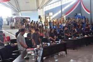 DPRD Kota Bitung Gelar Paripurna Pembicaraan Tingkat I Ranperda APBD 20182