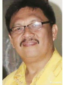 Ketua Komisi II DPRD Tomohon Frets Keles ST