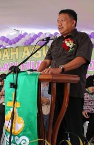 Gubernur Sulut Hadiri Ibadah Agung WKI GMIM di Amurang