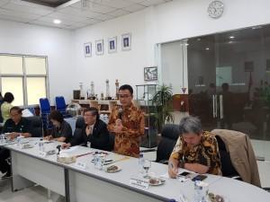 Dua Senator utusan Sulut di PT PGE Lahendong