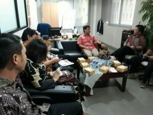 Komisi I DPRD Tomohon di Kota Administrasi Jakarta Selatan