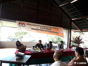 Sosialisasi Penyelenggaraan Pemilu 2019 di Kota Tomohon