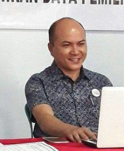 KPU Minahasa, PPS ,pendaftara PPS