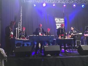 Kolintang dan Lagu Esa Mokan Bergema di Makasar Jazz Festival 2017