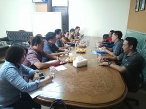 Komisi II DPRD Tomohon di Kabupaten Cianjur Jawa Barat