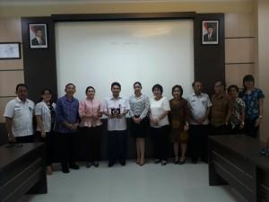 Komisi III DPRD Tomohon di Balikpapan