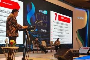 Kompas 100 CEO Forum