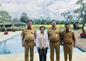 Megawati Soekarnoputri ,  Pilkada Mitra 2018