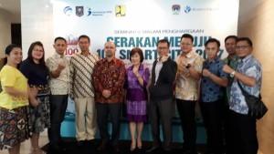 Wujudkan Smart City, Wali Kota Tomohon Minta Partisipasi Aktif Komponen Masyarakat