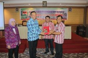 Dr. Tri Widodo Wahyu, Lembaga Administrasi Negara,  Sosialisasi Inovasi Pelayanan Publik