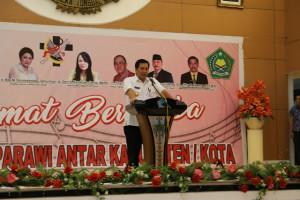 Pesparawi antar Kabupaten dan Kota se Sulut Tahun 2017
