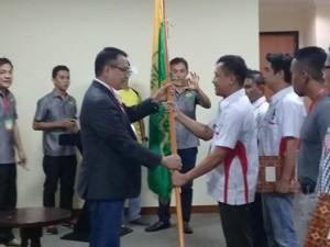 PBSI Sulut, Djendri Keintjem SH MH,Ketua PBSI Mitra ,Piether Owu