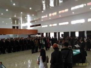 Panitia Pemilihan Kecamatan , PPK minahasa, KPU minahasa
