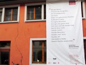Energi Panas Bumi, Kota Staufen , Jerman