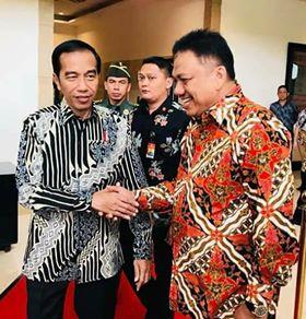Kongres GMNI Ke-XX Se-Indonesia, Kongres GMNI 2017, Presiden Jokowi